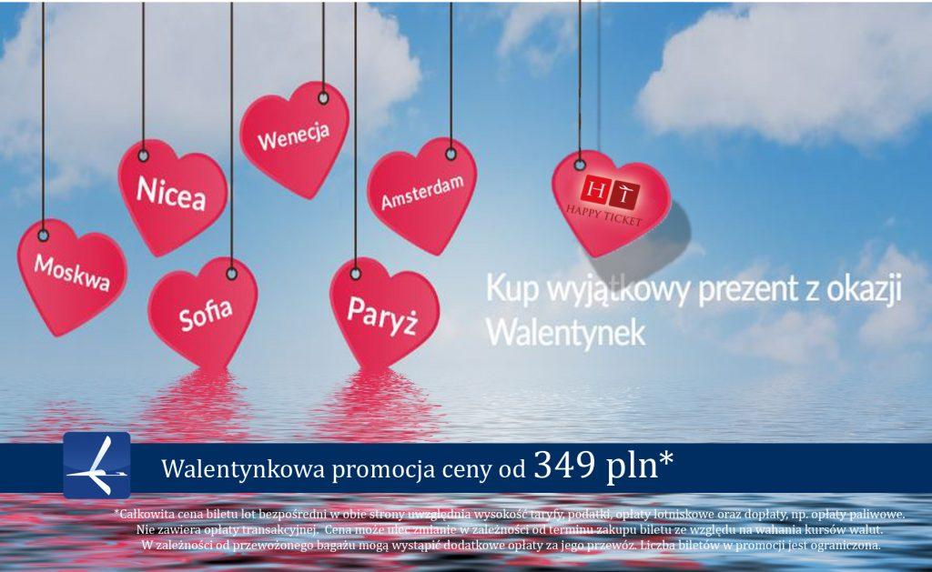 LOT Walentynki